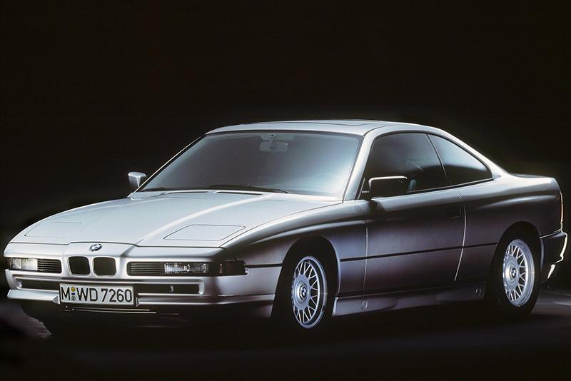 1989年問世的8 Series,至今俊俏的形樣依然深植人心。