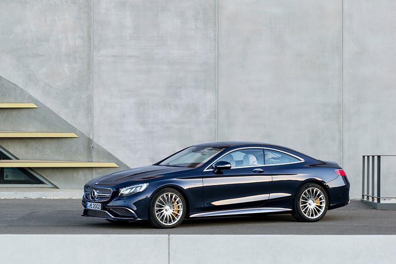 S-Class Coupe當然是未來8 Series直指的目標。