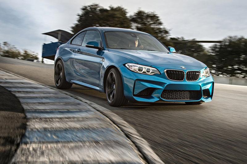 •BMW M2
