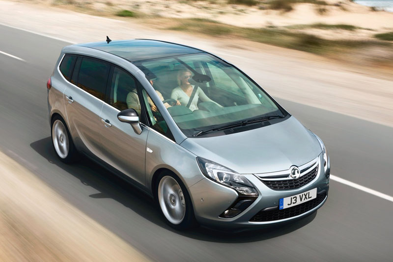 •Vauxhall Zafira Tourer 1.6 CDTi Tech Line