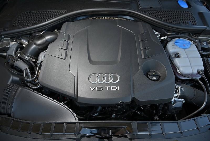 3.0升 50 TDI引擎在低轉就擁有渾厚扭力輸出