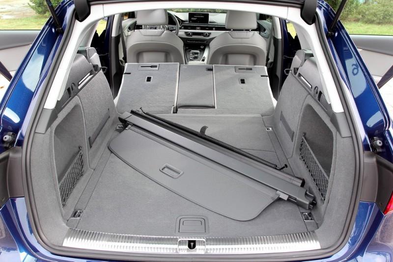座椅放倒後的大空間其實長度已經足夠平躺做為車床