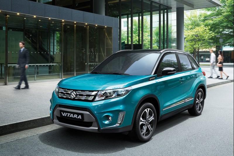 Vitara最入門的GLX售價為77.8萬元。