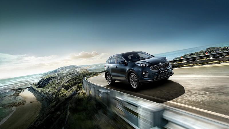 KIA All-New Sportage上市後,獲得各界好評不斷,並挾北美新車品質調查第一的肯定,推出業界最強七年不限里程保固。