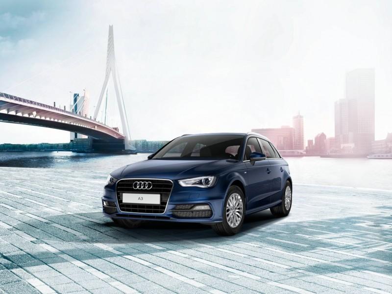 台灣奧迪推出《Audi A1 / A3 夢想零距離專案》雙車系零利率彈性購車財務方案優惠限時實施中,敬邀所有車迷朋友們前往Audi全台展示中心蒞臨賞車!