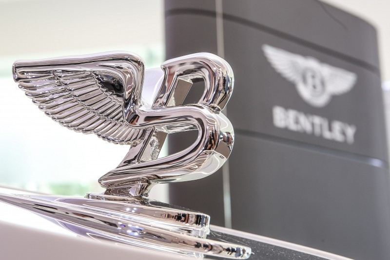Bentley台北展示中心選擇於2016年9月8日當天舉辦重新開幕儀式。