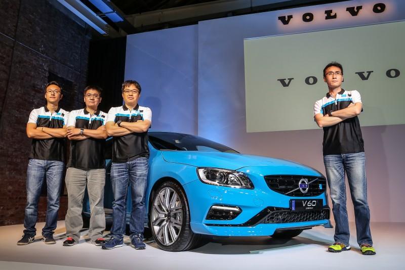 國際富豪汽車發表原廠性能品牌Polestar與V60 Polestar性能跑旅,售價為新台幣333萬元。