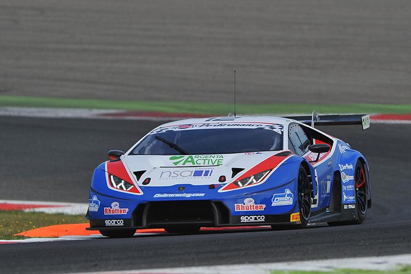 CIGT Vallelunga Ombra車隊獲得第一回合正賽冠軍。