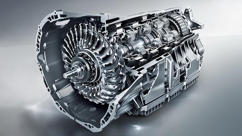 M.Benz已由E Class領頭,全車系採用9G-Tronic 9速變速箱