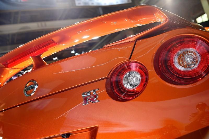 車尾四圓燈向來是GT-R招牌設計,下一代應該也要有