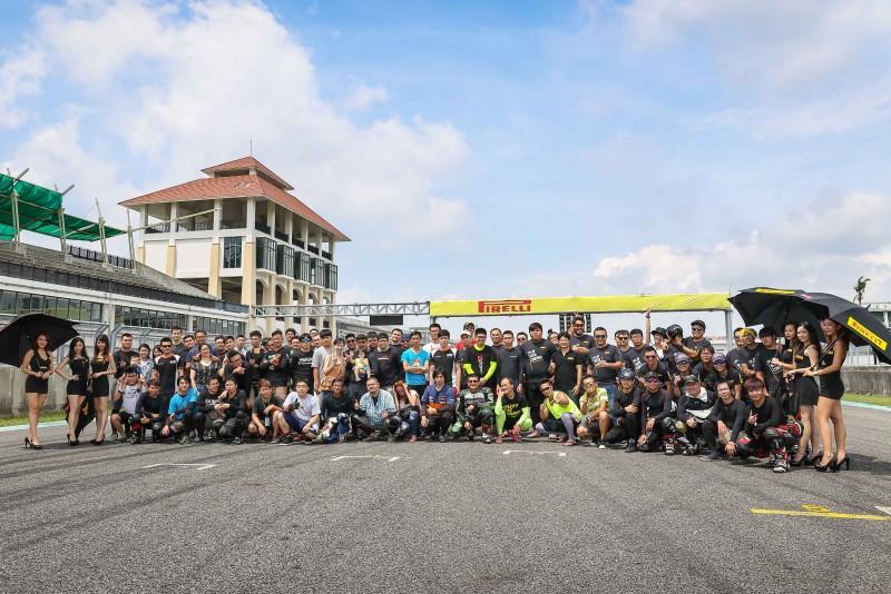 邁入第三年的「PIRELLI TAIWAN DIABLO DAY」今年再度藉由HDMOTO恒典車業摩托訓練學院假大鵬灣賽道舉辦。