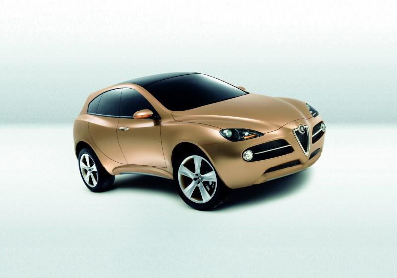 2003年的Kamal概念車輪廓跟Luxgen U7真的好像
