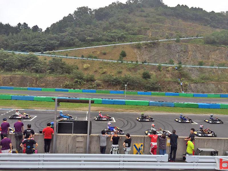 「TAROKO Racing Team」實力備受全場驚艷,首次參賽即獲得排位第七佳績。