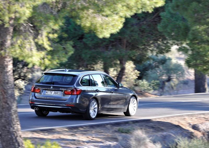 若從中古市場切入,BMW 3-Series Touring也不失為一好選擇。
