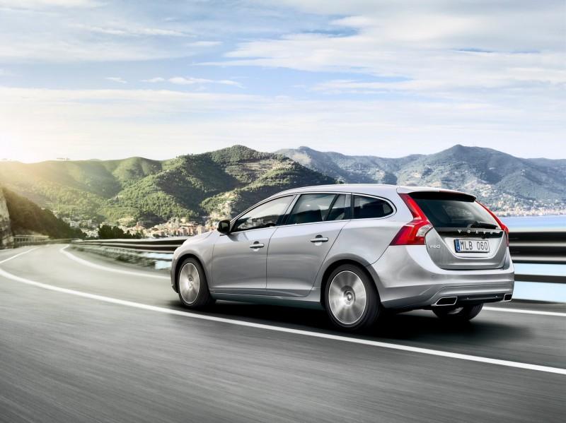 有型有格的旅行車代表,當然也不能錯過Volvo V60。