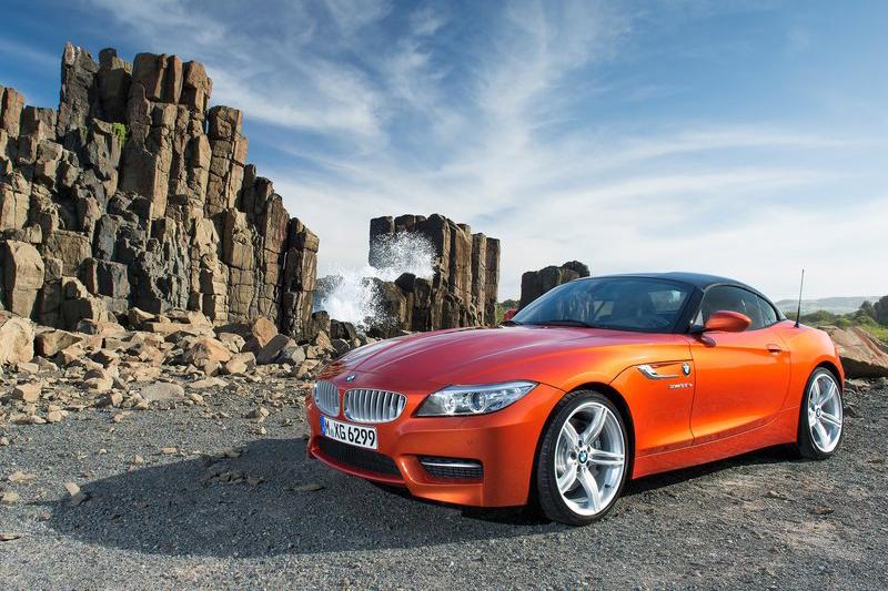 如同BMW Z4般的小跑車,150萬元預算已可找到年份極新的車了。
