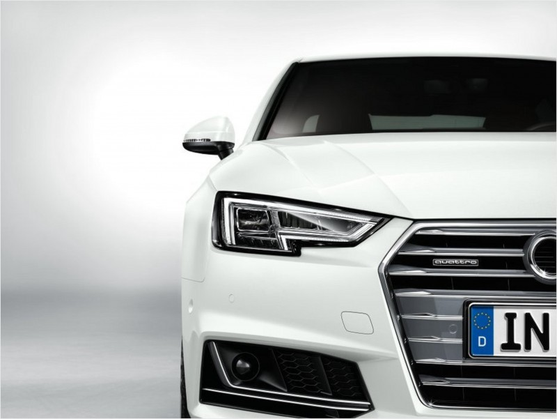 即刻入主Audi A4 30 TFSI luxury,更能免費升級Audi virtual cockpit全數位虛擬座艙、感應式鑰匙系統(含體感尾門自動開啟功能)、電動座椅、4向電動腰靠與倒車攝影機等配備,打造兼具高科技與舒適性的駕馭體驗!除全LED 頭尾燈組,加載車室照明氣氛燈,可變化超過30種顏色車室內氣氛燈,創造個性化風格;豪華皮質門飾板更展現令人耳目一新的前衛奢華的座艙,進而體現前所未有的