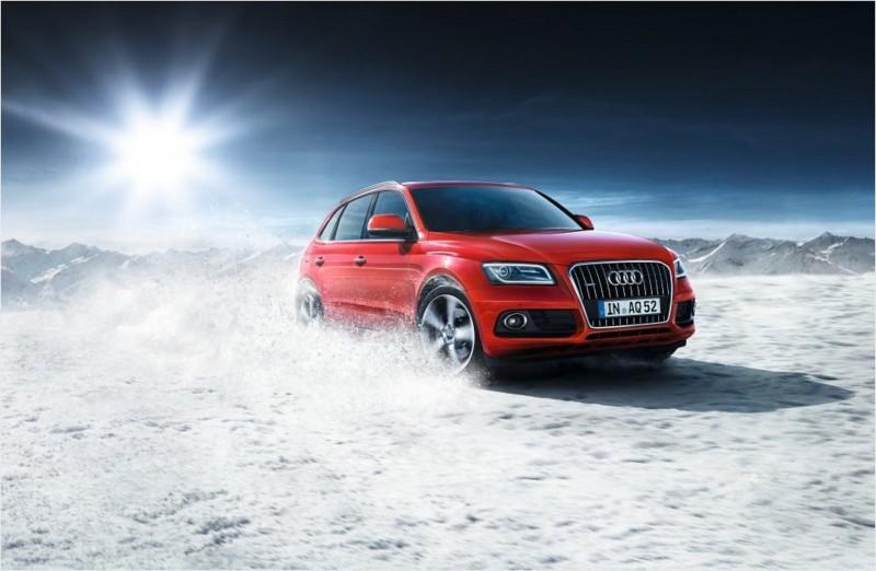 Audi Q5 為豪華SUV 級距長銷車款,台灣奧迪現今更推出 Audi Q5 35 TFSI quattro 新動力,讓旗下產品規格更加全面,為喜愛Audi Q5車系的消費者們,給予更強勁且運動化的極致駕馭感受。