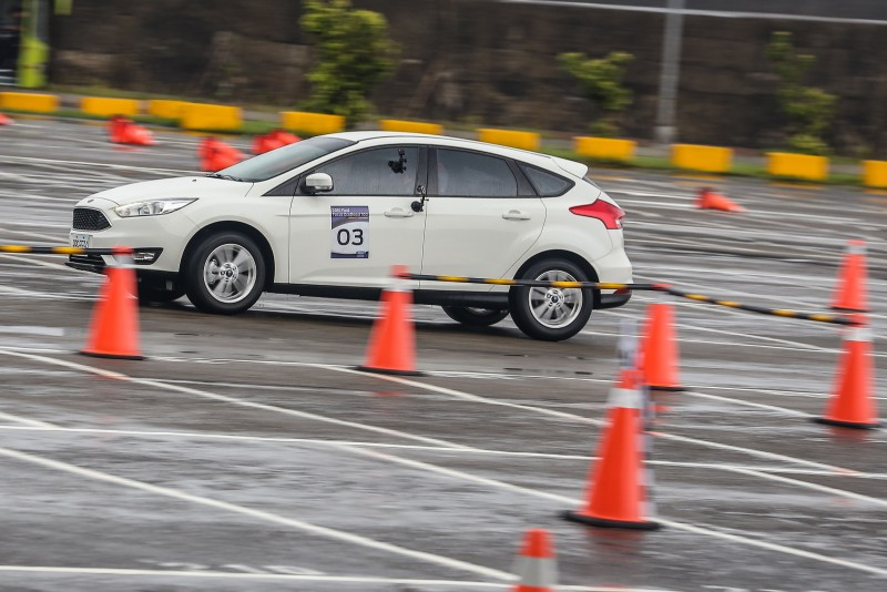 低速充沛扭力的支援也是縮短秒數的好幫手。