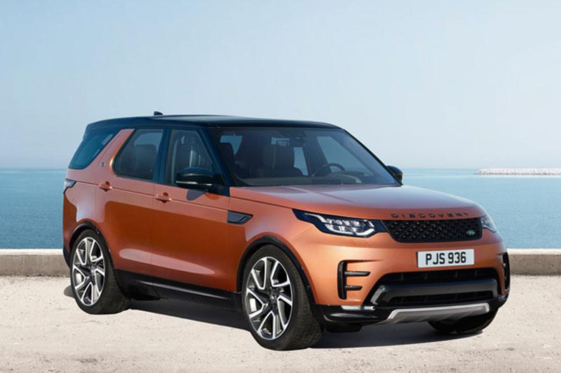 甫於巴黎車展中發表的全新一代Discovery也將在2017年正式引進。
