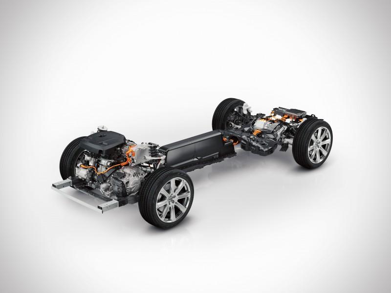 Volvo計劃未來要以油電複合動力車型取代現有的柴油動力。