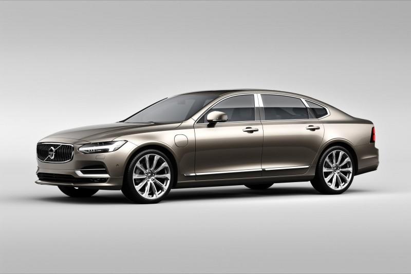 趁著中國市場專屬的S90 Excellence發表之際,Volvo也同步公開了接下來的生產能量規劃。
