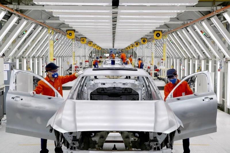 黑龍江省的大慶工廠規劃為SPA架構的生產中心,負責生產90系列。