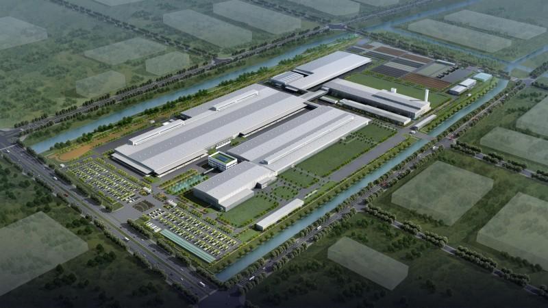 路橋工廠負責CMA架構的40系列。