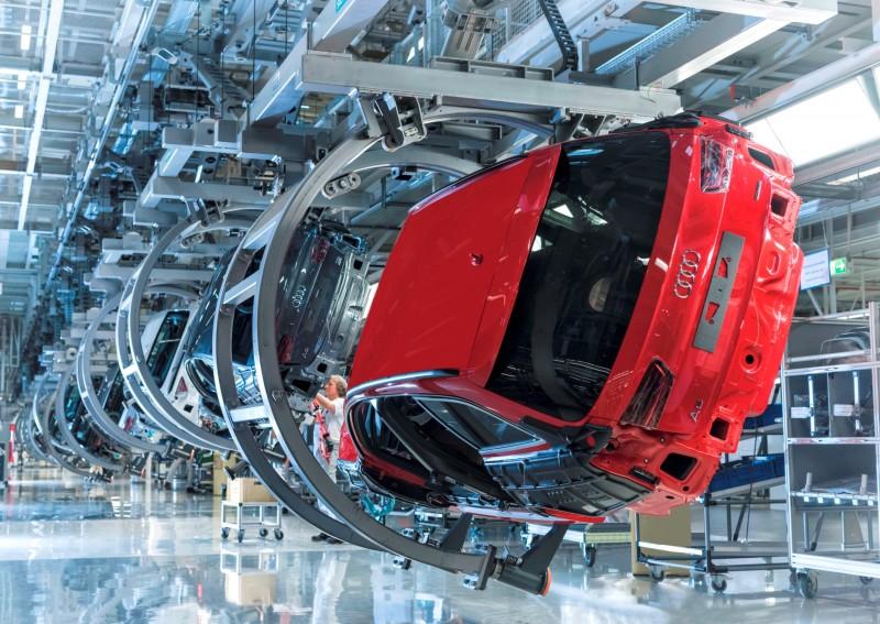 Audi Neckarsulm 工廠成功運用大數據思維使汽車生產線運作達到更高效率,更獲得專家青睞一舉奪下 European  Automotive Lean Production Award (歐洲汽車精效生產大獎)。