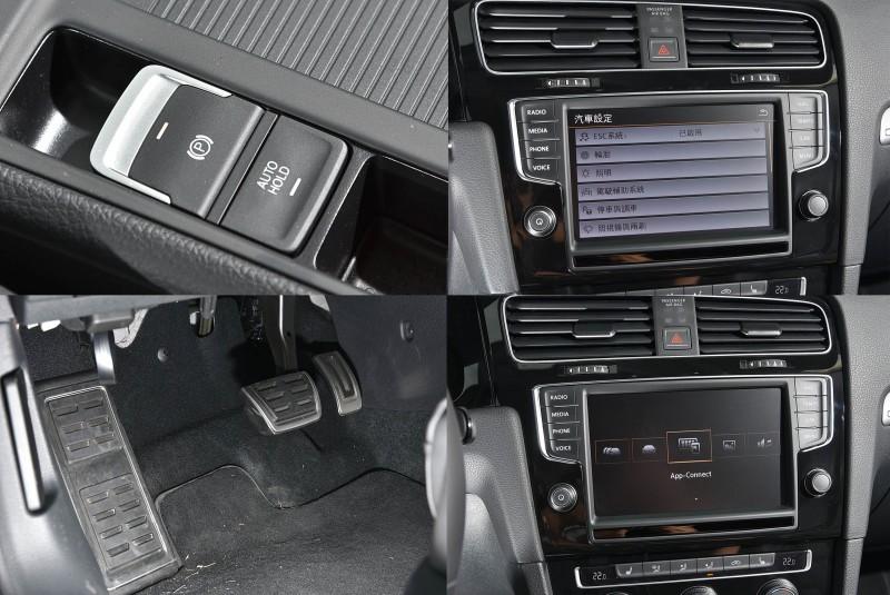 各種電子系統一應俱全,多媒體主機也具備App-Connect功能