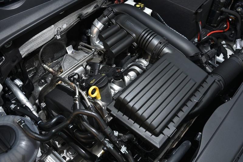 1.4TSI引擎輕巧但輸出既線性且輕快