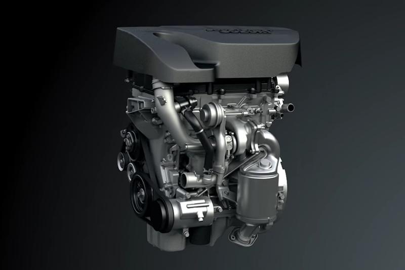 1.4升直列四缸BOOSTERJET引擎究竟厲害在哪裡?下列幾個數據或許足夠教你大吃一驚。