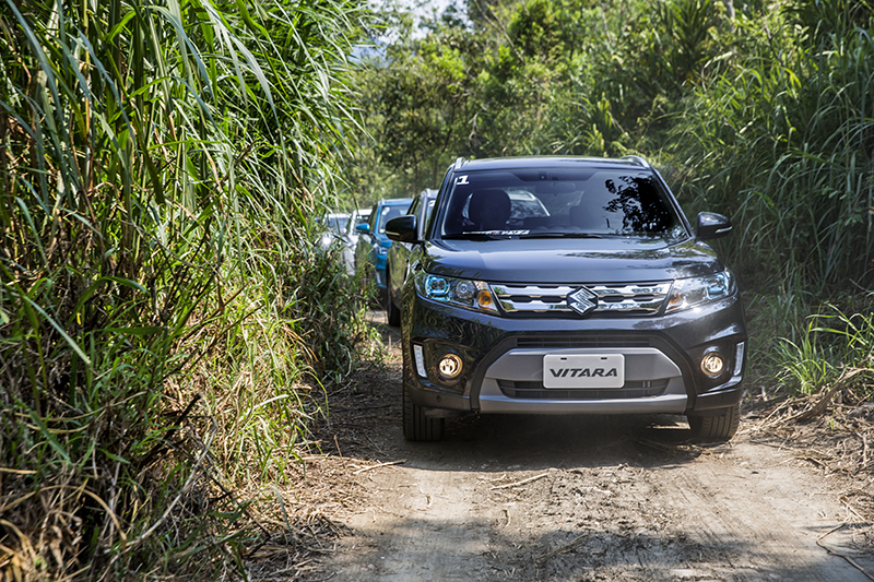 不只VITARA S的18km/L平均油耗了得,就連自然進氣版本的VITARA GLX也擁有每公升平均行駛17.2km的能耐,並皆榮獲經濟部能源局一級效率認證。