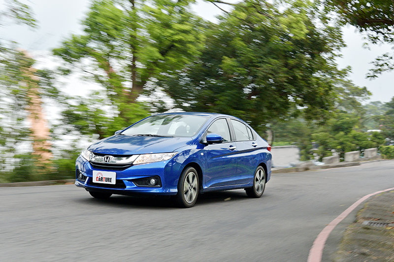 隨心所欲的駕馭特質,向來都是Honda CITY為人所稱道的優勢之一。