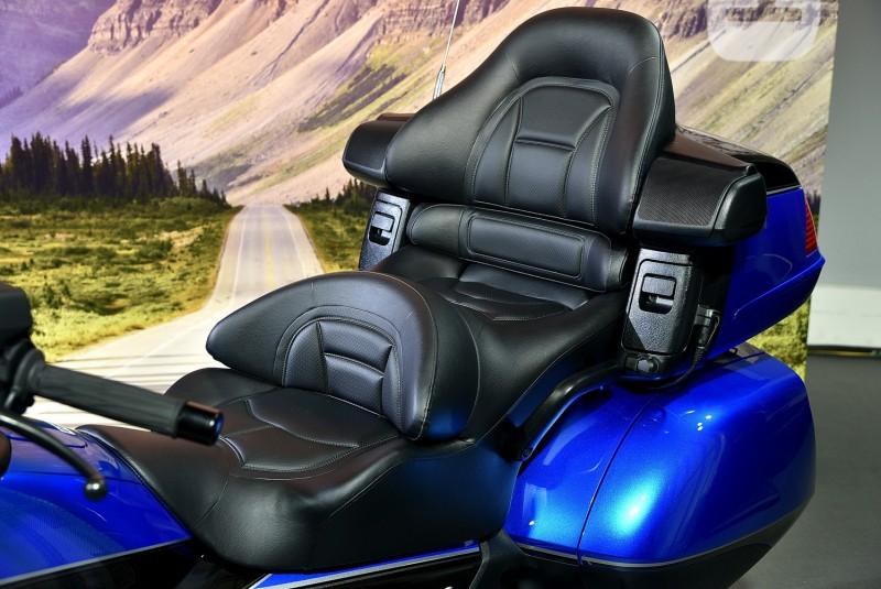 對應長途旅行需求,座椅寬敞又舒適