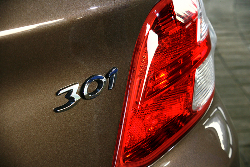 3字頭的301是Peugeot用以征服新興市場的利器。