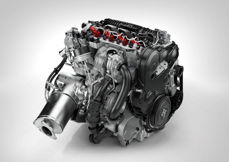 D4 引擎除有 190hp/ 40.8kgm 的性能水準外, 更有19.6km/L 的平均油耗表現。