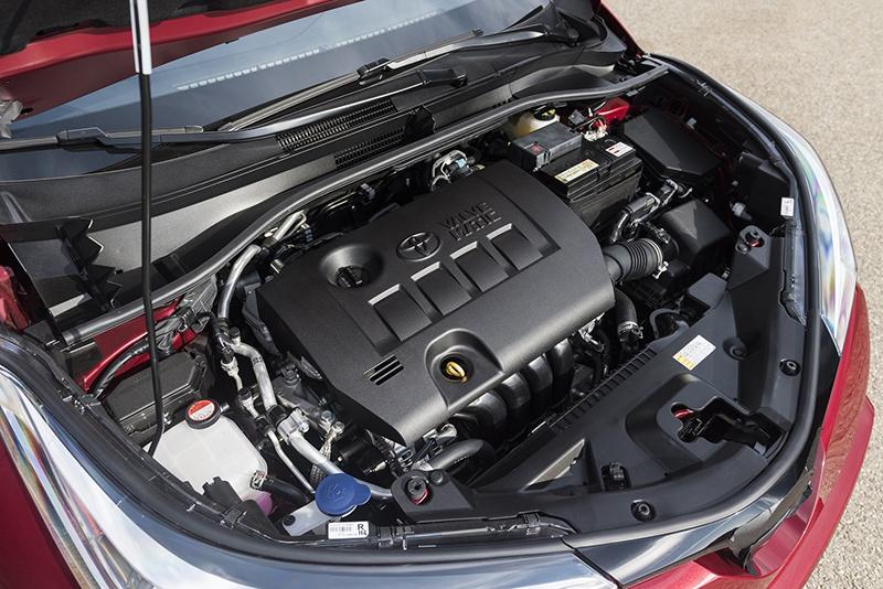 美規版本搭載2.0升直列四缸自然進氣引擎,可輸出144ps最大馬力。