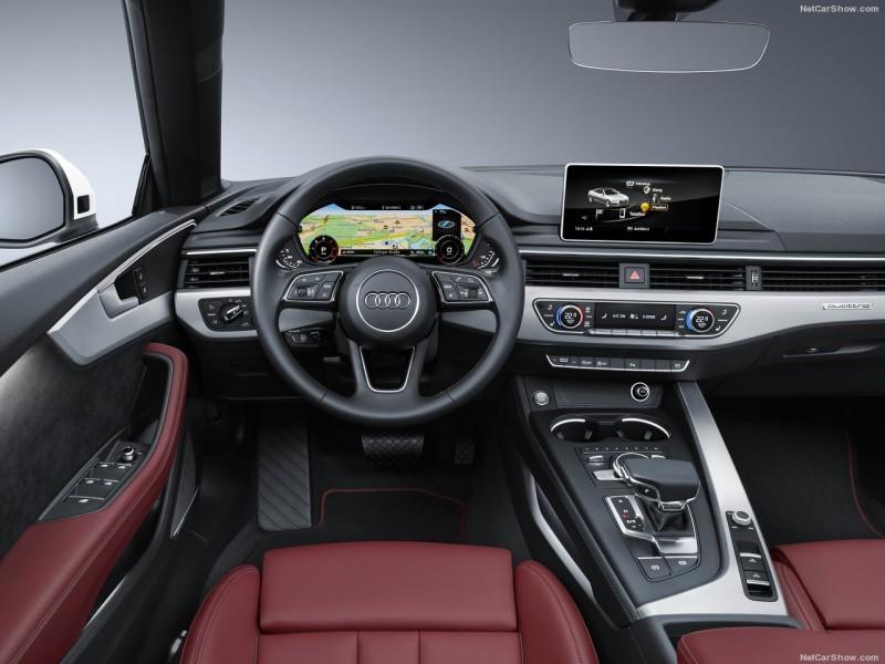 座艙同樣採用最新的12.3吋數位儀錶,並以出風口橫貫控台