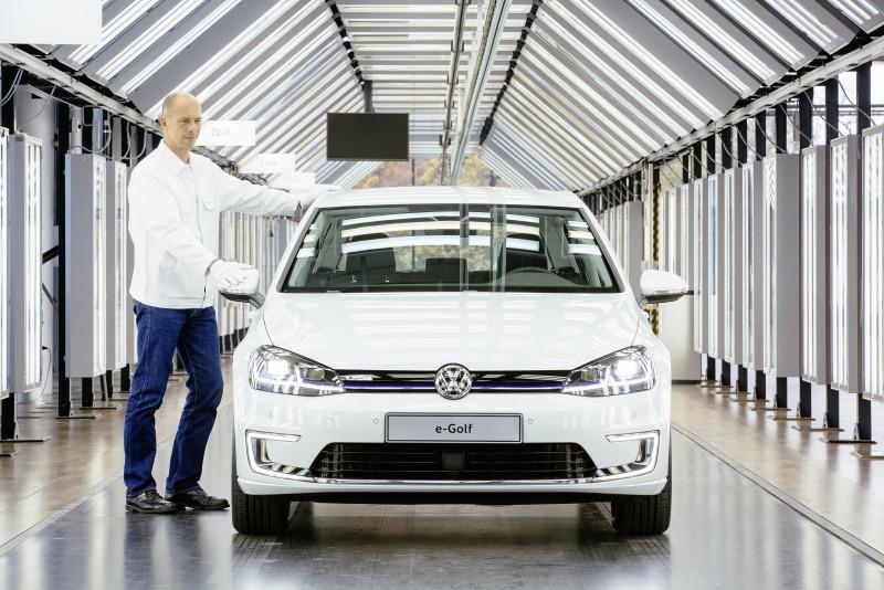 德勒斯登廠以完全透明化的產品製程、永續科技之引進與展示,體現Volkswagen對於未來電能移動的品牌願景。