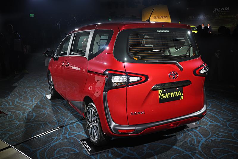 你沒看錯,這正是全新Toyota MPV戰將的面貌,是不是超級年輕活潑的?