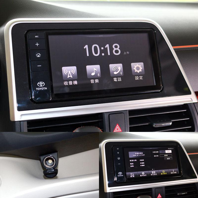 新的Drive+ 隨行駕駛系統操作上十分容易,但全車前方僅有一組12V電源,面對當前人們大量使用行動裝置下,有點不太夠用。