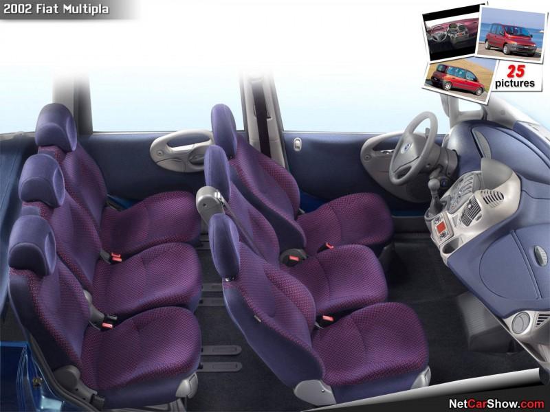 殊不知它可是前排唯一有三個獨立座位的小型乘用車