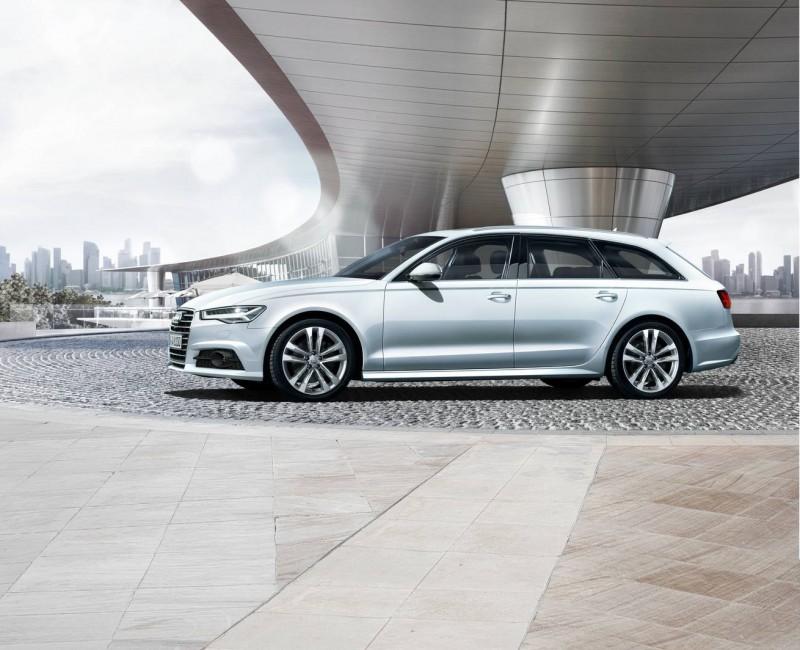 New Audi A6 TFSI / TDI 2017年式,全新上市,不僅延續Audi 品牌全面進化的家族特徵,無論是外觀造型或是內裝鋪陳,均朝向設計質感全面精進化。
