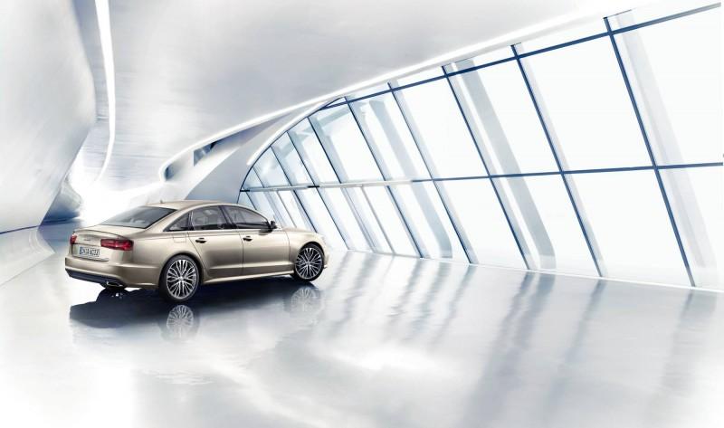 New Audi A6 40 TFSI / 40 TFSI quattro 特仕車限量登場,並搭載S-line跑車化裡外套件,輪圈更升級至20吋5輻式鋁圈,為車身外觀注入強烈跑格氣勢,增添不少性能氣息。