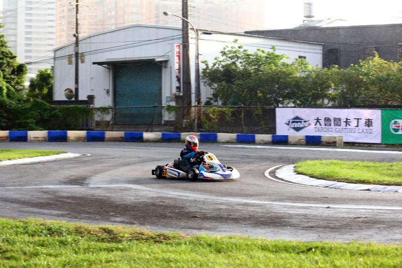 YAMAHA SL錦標賽三回合比賽中,井上雅貴堅強實力全數拿下第一。