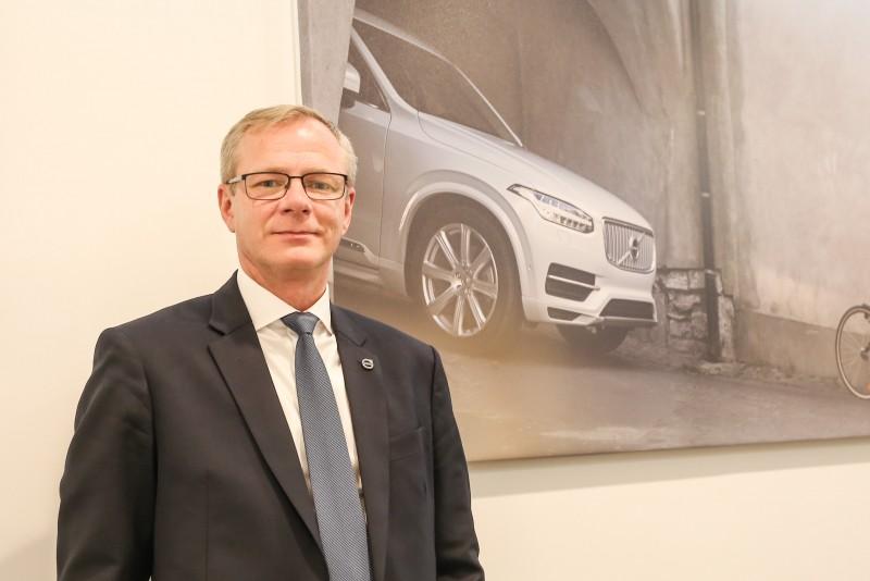 藉由對亞太區副總裁Jari Kohonen的專訪,更了解Volvo對於未來整體產品行程與研發方向的大致輪廓。