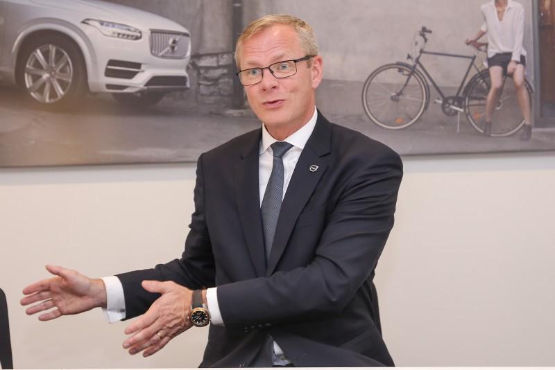 「60車系的問世時間應該會在2018年,而40車系則會稍晚,會在2018-2019年之間。」Jari Kohonen補充說著。