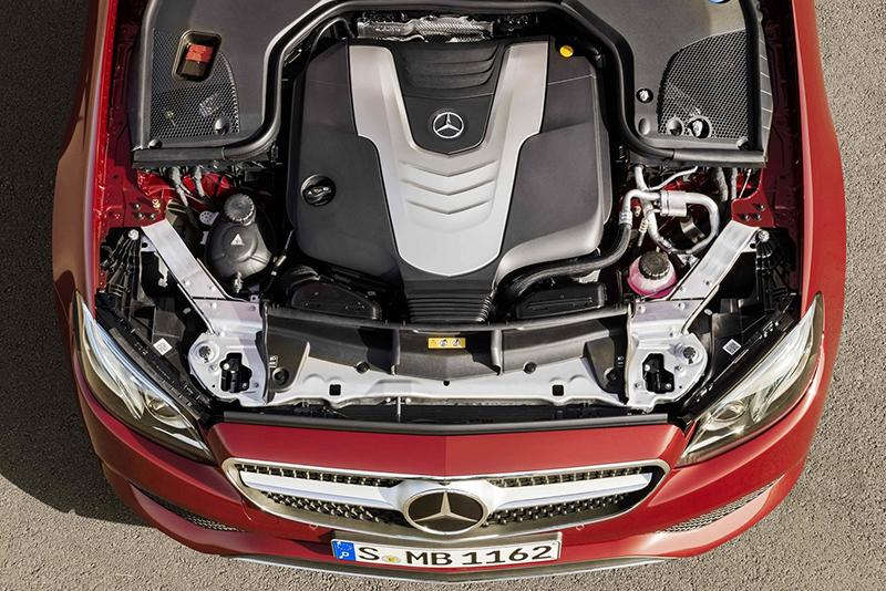 目前共計有一款柴油三款汽油引擎可選,AMG系列則稍晚才會追加。