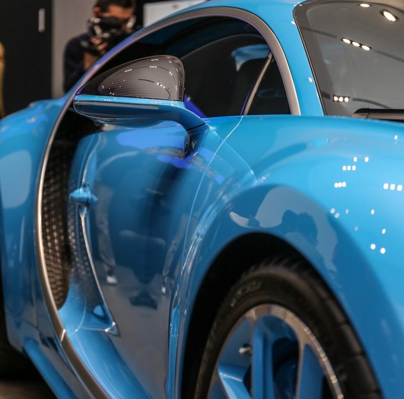 車側弧形線條將進氣柵完美整合於其中。